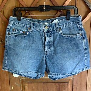 Vintage Lucky Brand 5-pocket denim shorts
